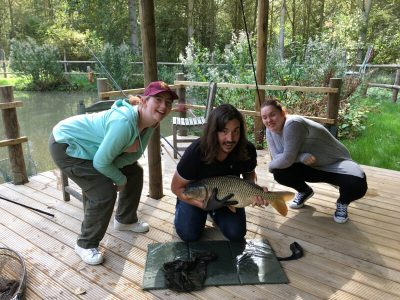 S.A.F.E Charity Fishing - Brightwell Pond